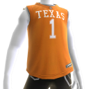 Texas Basketball Jersey
