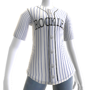 Colorado Rockies  MLB2K11 Jersey 