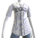 Colorado Rockies  MLB2K11-Trikot