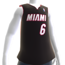 Miami Heat NBA 2K14 Jersey