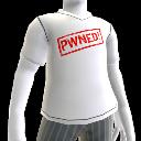 Camiseta Pwned'