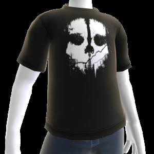 Ghosts Skull T-Shirt