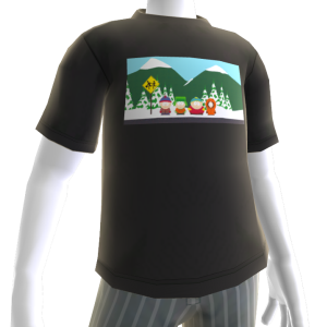 Bus Stop T-Shirt 