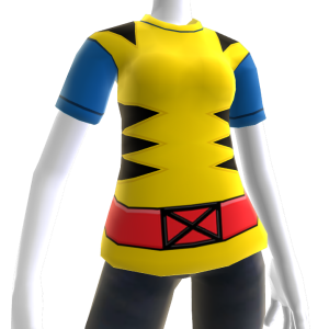 Wolverine Costume Tee