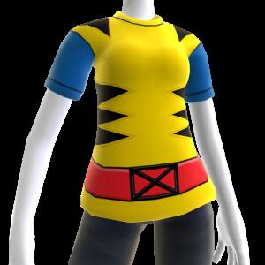 Wolverine Costume Tee
