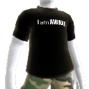 T-shirt dv I AM AWAKE
