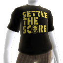 "Camiseta ""Settle the Score"""