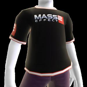 Camiseta de Mass Effect 2