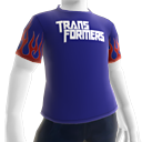 T-shirt avec logo Transformers