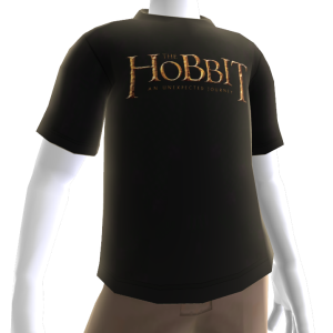 The Hobbit: AUJ Shirt #4
