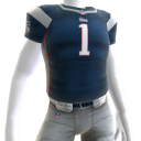 New England Game Jersey