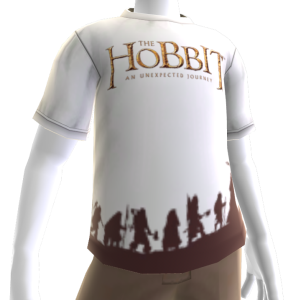 The Hobbit: AUJ Shirt #1