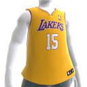 Los Angeles Lakers NBA2K11 유니폼