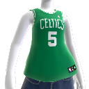 Maillot NBA2K10 Boston Celtics