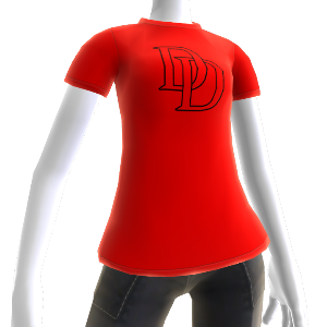 Daredevil Costume Tee