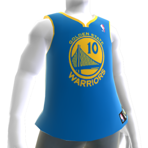 Golden State Warriors NBA2K11 Jersey 