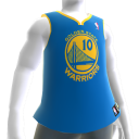 Golden State Warriors NBA2K11-Trikot