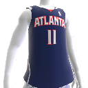 Atlanta Hawks NBA2K12-Trikot 