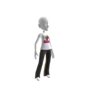 Joe Bang Avatar T-shirt Female