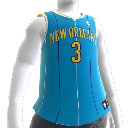 Maglia New Orleans Hornets NBA2K10