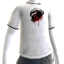 Camiseta c/ Logo Bane de Batman: O Cavaleiro das Trevas Ressurge 1 
