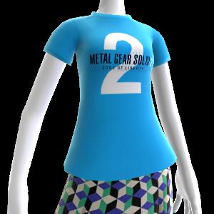 MGS 2 ロゴTシャツ