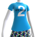 MGS2 Maillot avec logo