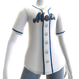 Maillot MLB2K11 New York Mets