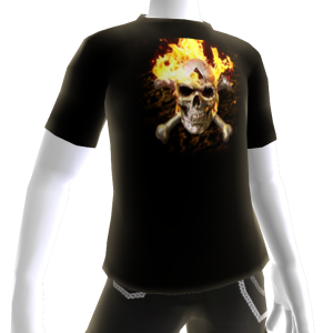 Ace of Spades Skull Shirt