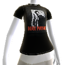 T-skjorte med klassisk Max Payne-avatar
