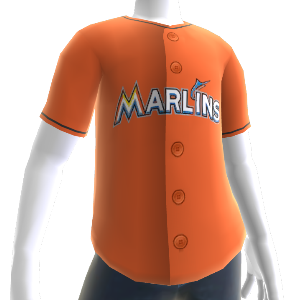Jersey de los Marlins de Miami