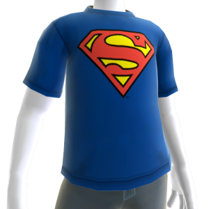 Le T-Shirt Logo de Superman