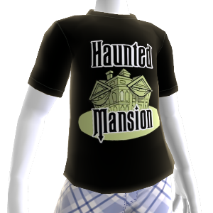 Maglietta Haunted Mansion 