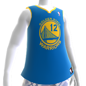 Golden State Warriors NBA 2K13-trøye