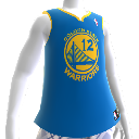 Golden State Warriors NBA 2K13 Jersey
