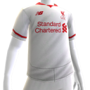 Liverpool Short Sleeve - Away