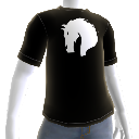 Camiseta com emblema de Despair de Darksiders II