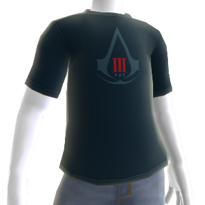Le t-shirt Assassins Creed III