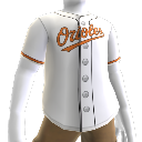 Baltimore Orioles MLB2K10 Jersey