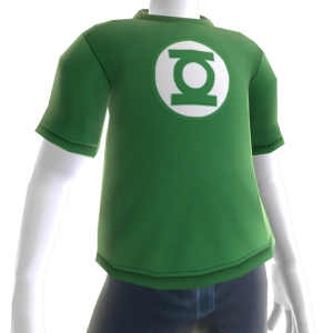 Green Lantern Emblem T-shirt 