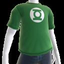 T-shirt avec le logo Green Lantern
