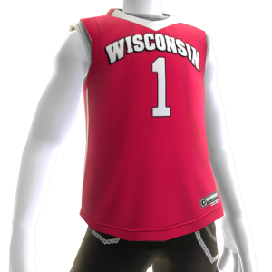 Wisconsin Basketball Jersey
