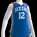 Philadelphia 76ers NBA 2K14 Jersey