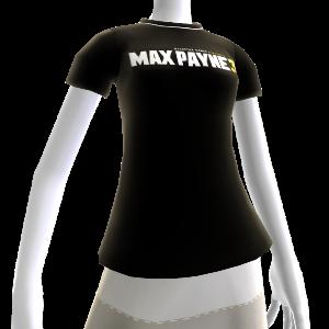 T-shirt logo Max Payne 3