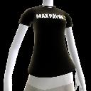 Camiseta com logo Max Payne 3