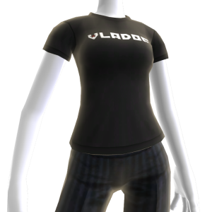 Maglietta con logo Vladof