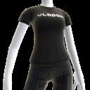 Camiseta con logotipo de Vladof