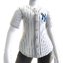 New York Yankees MLB2K10-Trikot