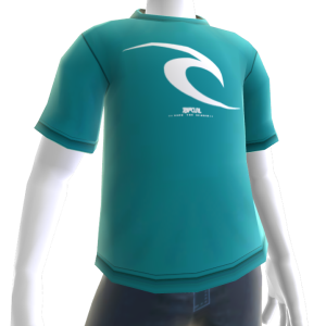 Electric Icon Tee - Teal