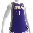 Phoenix Suns NBA2K12-trui